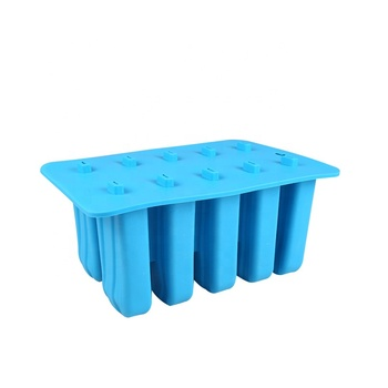 Silicone Ice Pop Maker Popsicle Molds icecream molds ice pop molds
