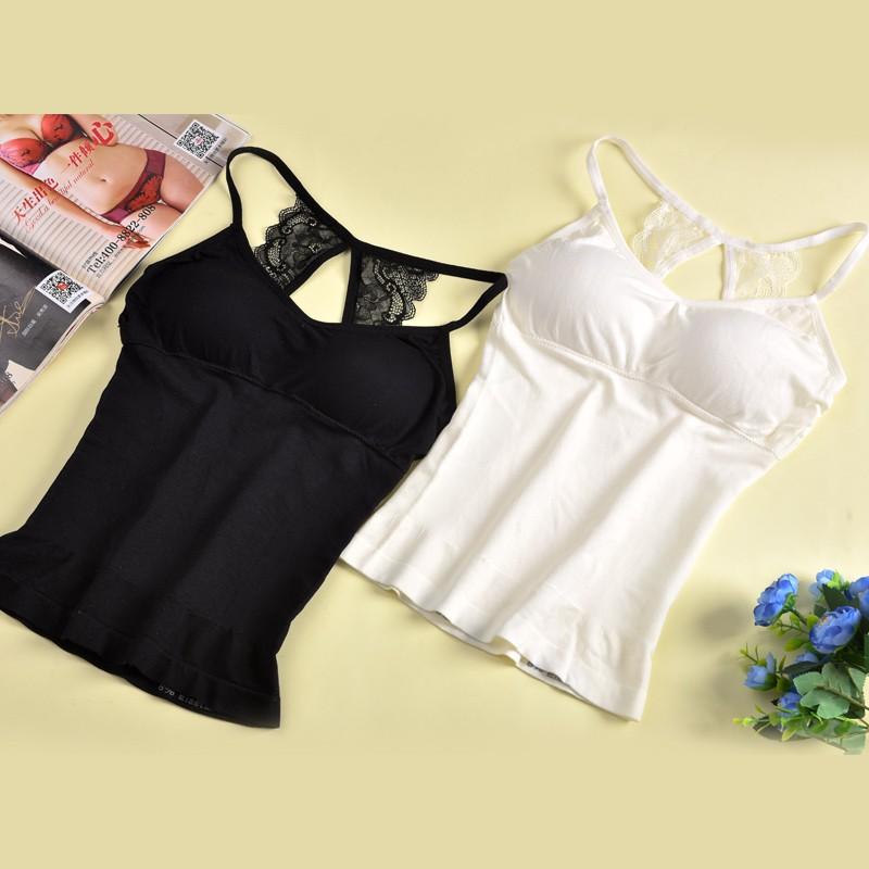 Wholesale New Item Bodyshaper Underwear Sexy Women Camisole