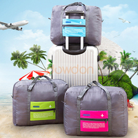 Travel Foldable Bags 32L Lightweight Travel Duffel Bag Large Capacity Folding Luggage Bag