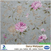 rococo french wallpaper royal wallpaper from China manufacturer
