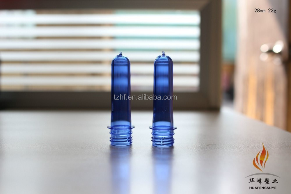 28mm PCO 1810 neck pet bottle preform