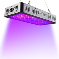 Double Switch 600W 900W 1200W LED Grow Light Full Spectrum for Indoor Hydroponic Plants