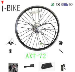 36v 250w electric bicycle conversion kit with 25km/h limited speed