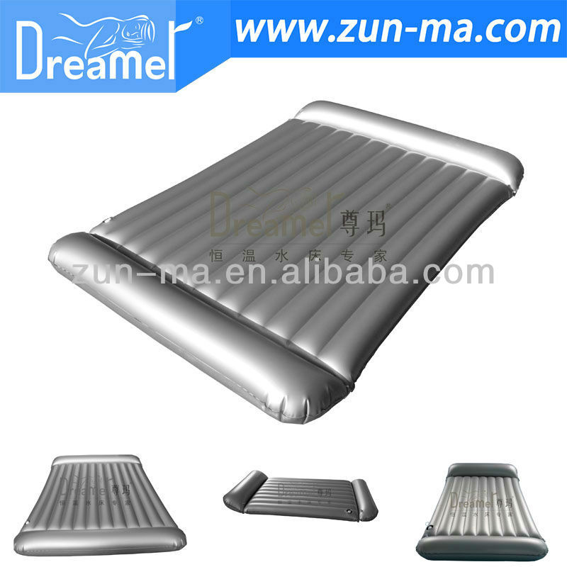 Camping inflatable plastic air mattress ZMS2170