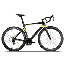 2017 new complete T1000 carbon road bike 105 groupset full carbon fibre saddle racing bicycle