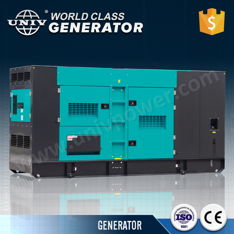 china most professional silent type 630kva volvo penta diesel generator factory with CE