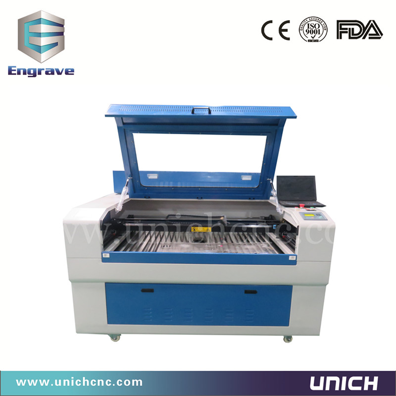 Two-year guarantee 1200*900mm Acrylic&Plywood&MDF laser cutting machine/competitive price micro laser cutting machine
