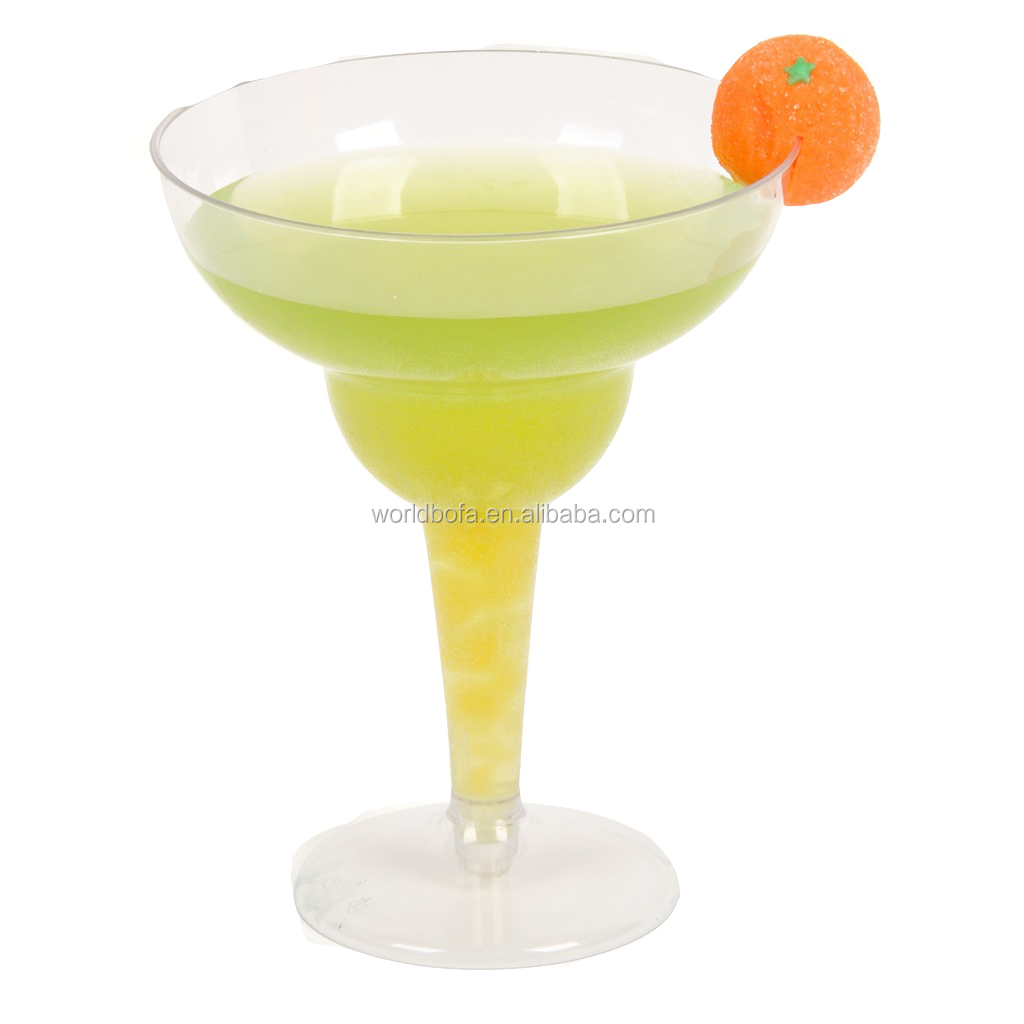 Disposable PS Plastic Creative Cocktail Cup for Drinks