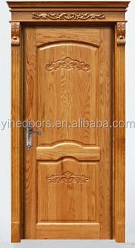 China classic caving solid teak wood main door design for Teak wood doors models