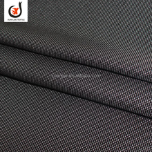 XUAN JUE TEXTILE Hot selling dark color tr shiny fabric for men suit garments