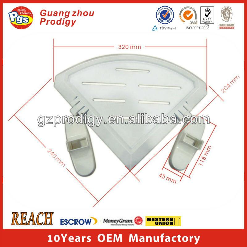 Plastic Shower Shelf, Plastic Shower Shelf Suppliers and ...