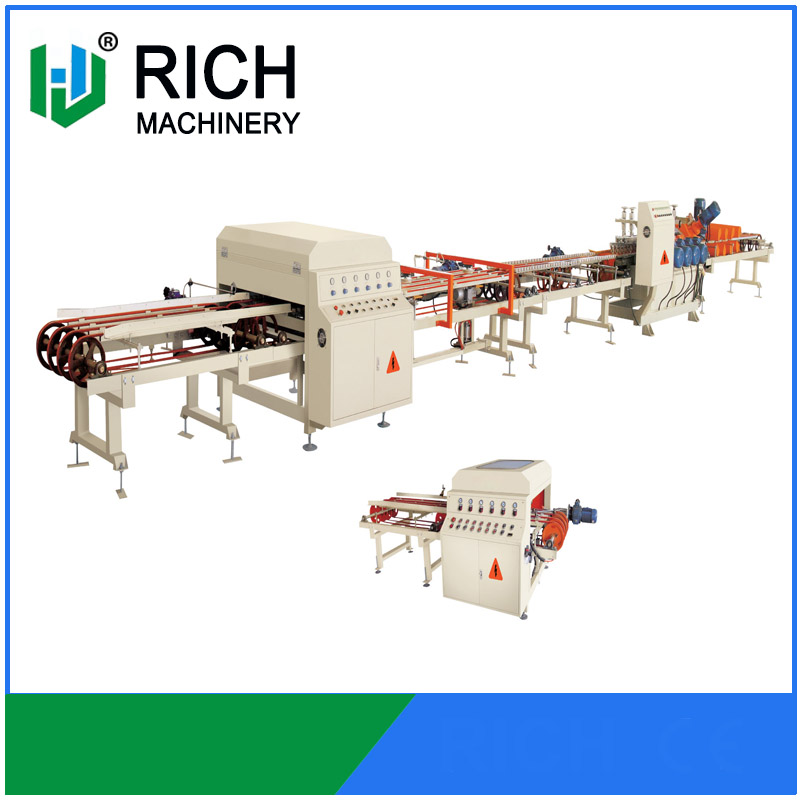 Automatic Dry Type Ceramic Tiles Manufacturing Cutting Machines ...