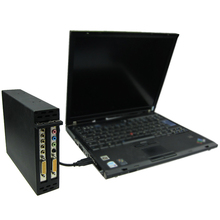Free shipping Laptop Expresscard 34 To 2 PCI 32bit slots adapter Express card 54 connect Sound Card Network card graphics card