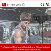 2016 Best selling items portable light weight bluetooth earphones wireless sport