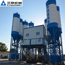 HZS Series Ready mixed Concrete Batching Plants