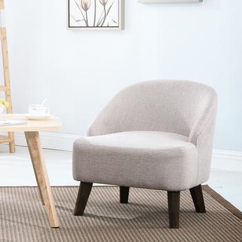Eenvoudige Moderne Enkele Sofa Kleine Thee Tafel Combinatie Mini ...