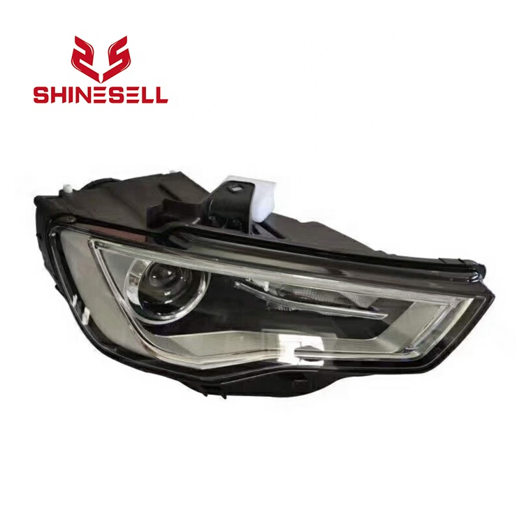 LHD car Hid Xenon Headlight 8V0941043/044 front head lamps For Audi A3 2013 2014 2015 2016