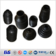 oil/ age resistant rubber bellows coupling
