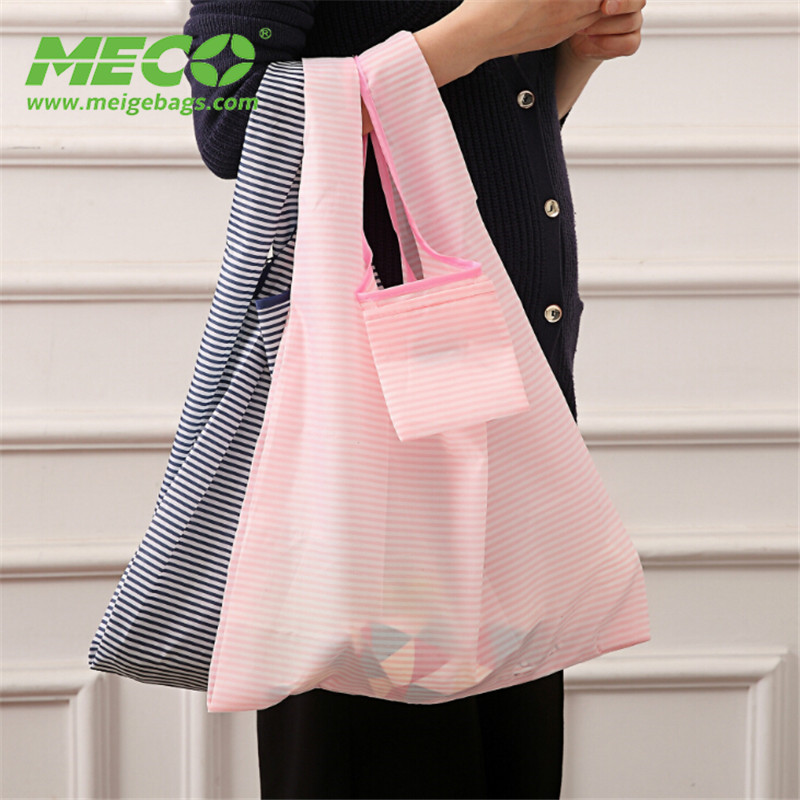 Foldable Cheap Eco Reusable Grocery Shopping Bag