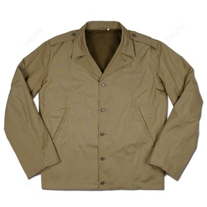 ZWJPW-World War 2 Cotton Reproduction Of The Original Lining U.S. ARMY M41 Field Jacket F/W Thickening Version D-DAY