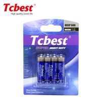 r6 aa battery 1.5v dry battery r6 carbon zinc battery