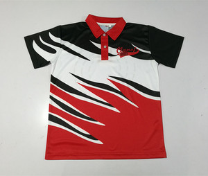 OEM and ODM service sports kids custom polo t shirt made in China