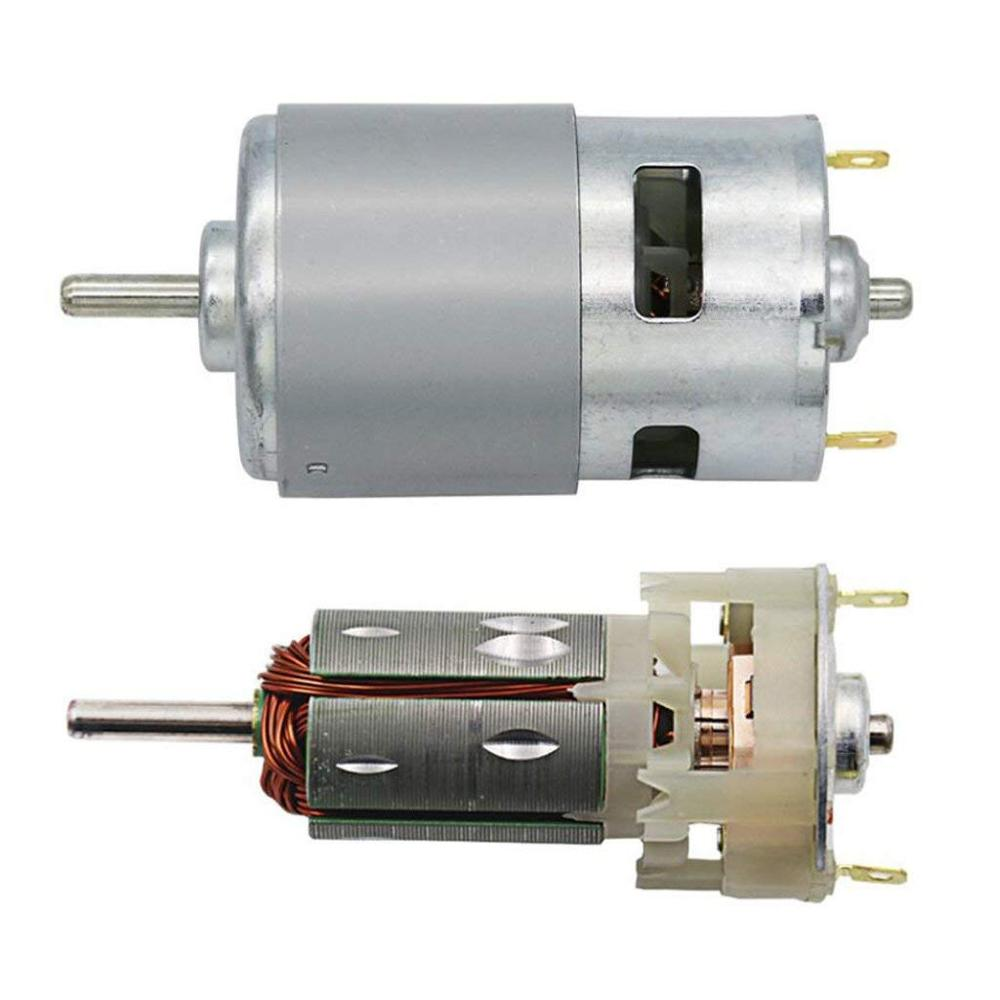 High Torque 12V <strong>DC</strong> 6000 RPM Gear Box Electric 895 Motor For Speed Control DIY Small Electric Drill Motor