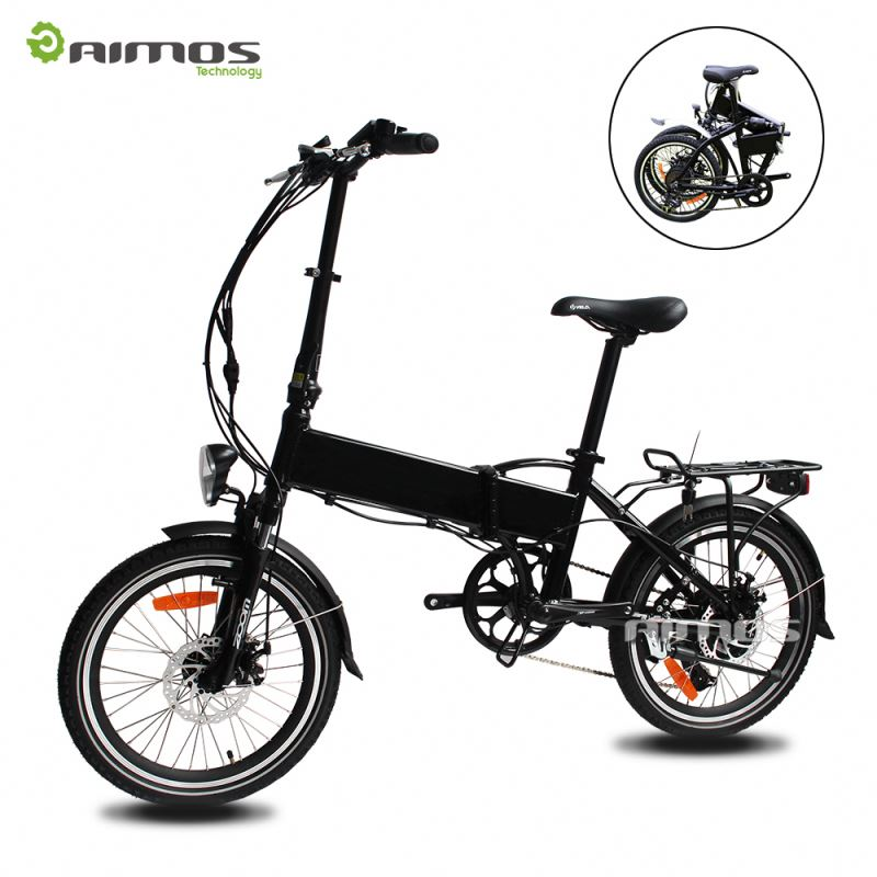 2016 36v 250w 3 wheel e bike folding electric bikes for adults