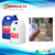 Flexible Water Clear AB Components Epoxy Resin and Hardener 3D Glue for Label and Stickers
