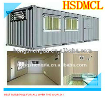 china steel prefab shipping container homes for sale