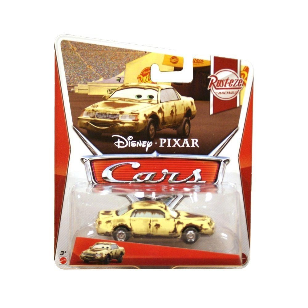 Disney/Pixar Cars, Rust-Eze Racing Die-Cast Vehicle, Donna Pits #7/8, 1:55 Scale