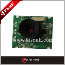 HD Serial JPEG Camera Module with Interface Port