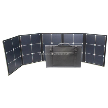 Portable 100 Watt 120w Sunpower Folding Solar Panel Solar Blanket Sunpower Solar Panel Manufacturers In China From Battery Buy Folding Solar Panel 100w Folding Solar Panel Solar Blanket Product On Alibaba Com