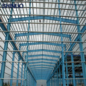 Ethiopia market steel structure building for production