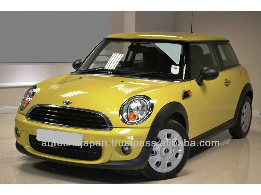 2010-MINI Cooper Hatchback 1.6 D 3DR [Yellow]-20257SL
