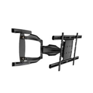 "Peerless Industries, Inc - Peerless-Av Smartmount Sa761pu Mounting Arm For Flat Panel Display - 40"" To 75"" Screen Support - 130 Lb Load Capacity - Black ""Product Category: Kits/Mounting Kits"""