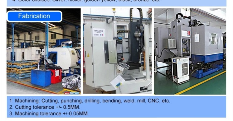 Factory Direct Supplier Pro custom CNC Machining parts for energine industry