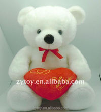 cute custom teddy bear toys in different sizes