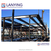long span prefabricated steel structure church building