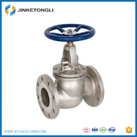 Low price carbon steel WCB electric actuator globe valve