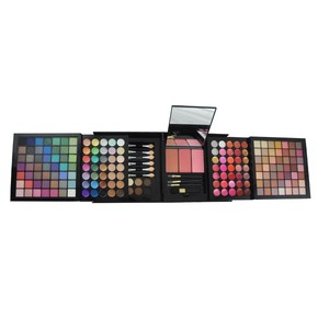177 Color Makeup Set Eyeshadow Palette Blush Lip Gloss Brow Shader Concealer Eye Shadow Brushes
