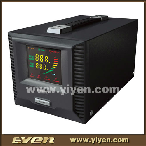 SDE universal voltage stabilizer 5kva servo voltage regulator 120v price avr
