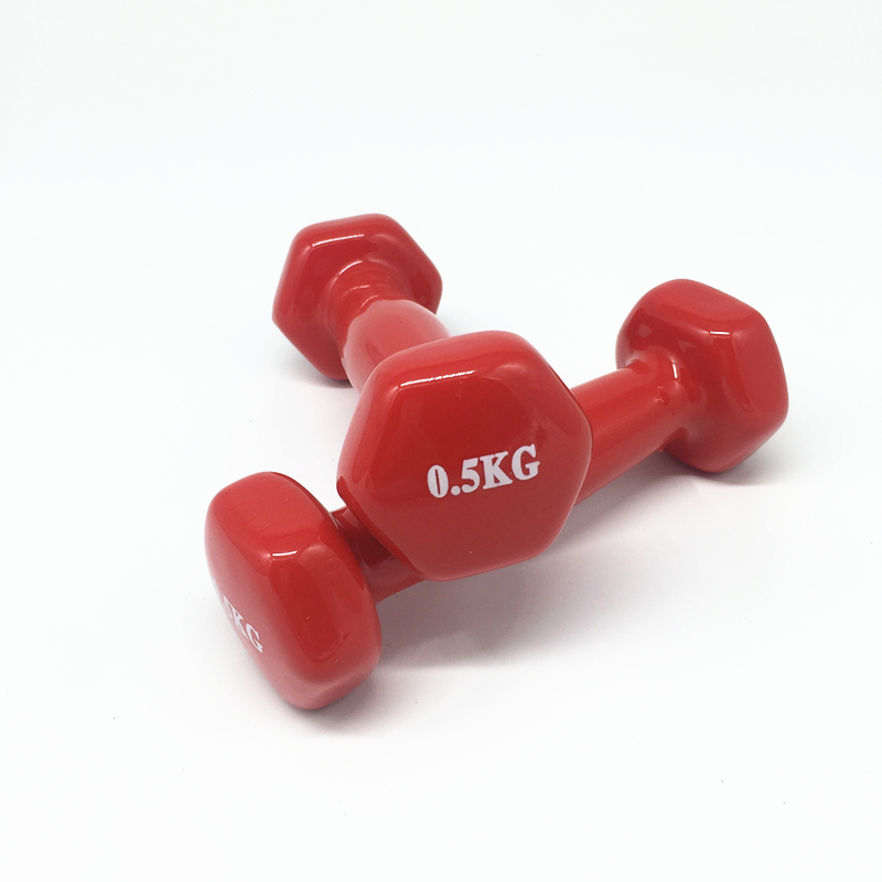 Brand new neoprene dumbbell for training