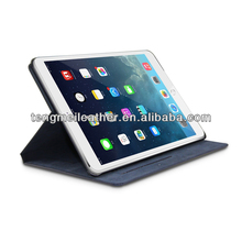 Pu Leather Business Case Accessories with Touch Pen for iPad5,For Ipad 5 smart cover