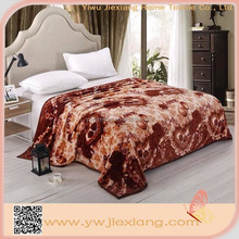 Wholesale fashion In China coral fleece printing blankets