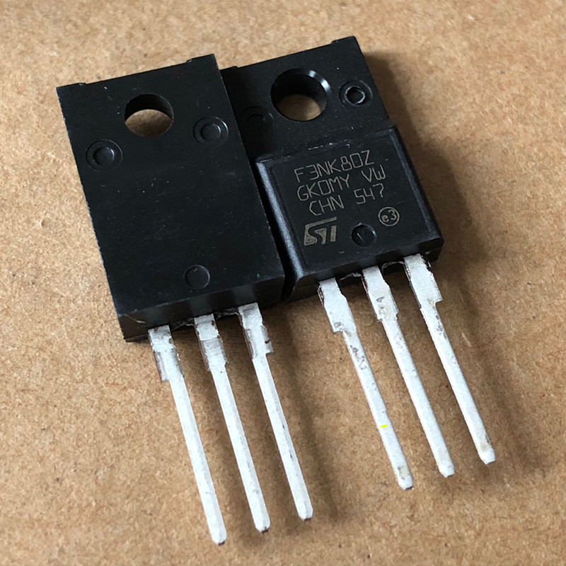 1pcs New F3NK80Z F3NK 80Z F3NK80 TO-220F TO220F Ic Chips Replacement