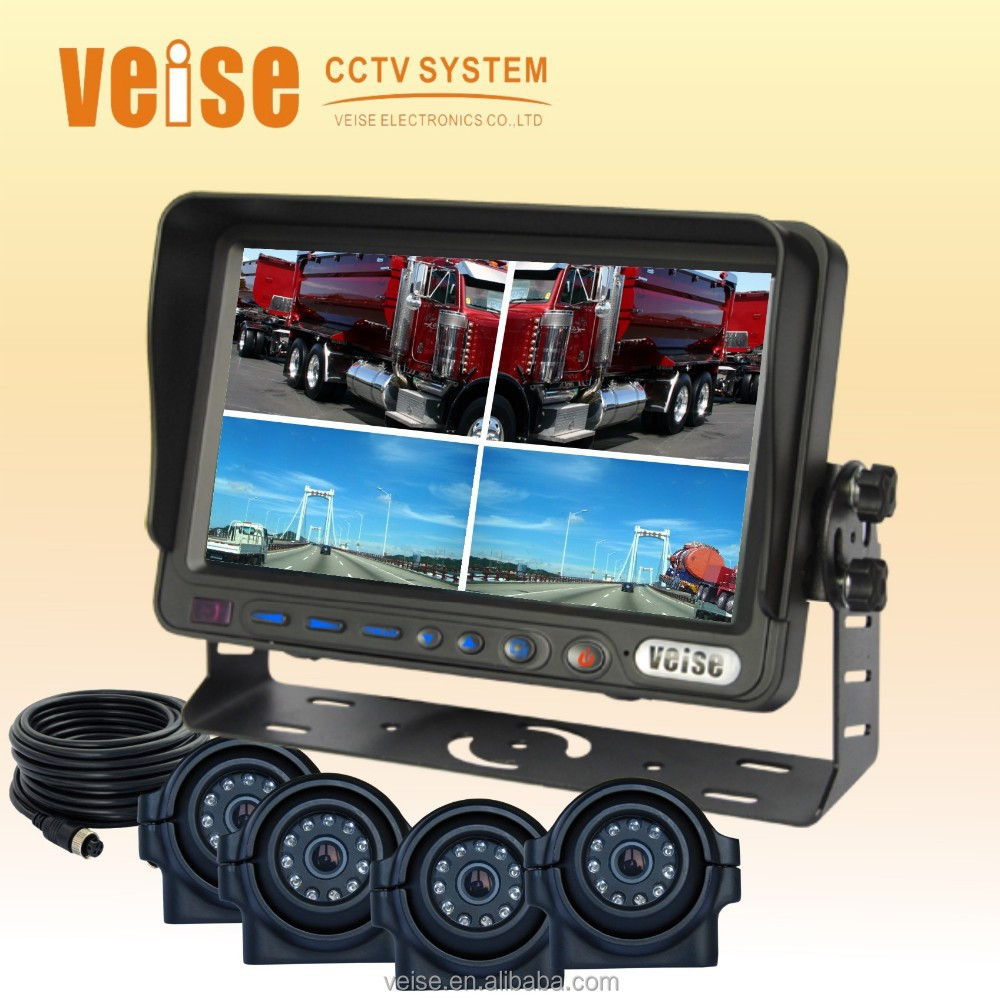 truck backup camera waterproof for scania truck parts monitor. Black Bedroom Furniture Sets. Home Design Ideas