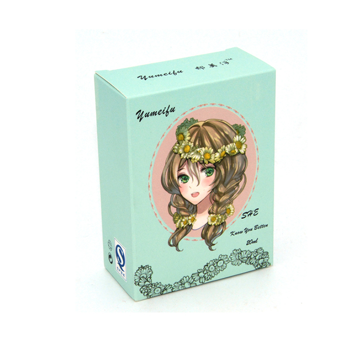 Paper packaging box recycled cardboard packaging boxes wholesale cardboard perfume sample box