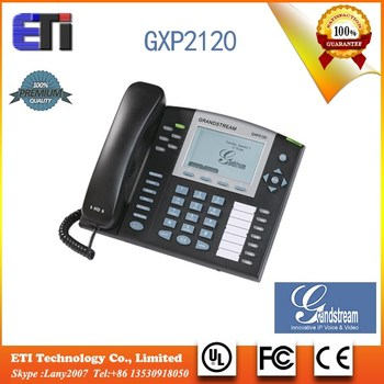 Grandstream GXP2120 IP Phone Drivers Update
