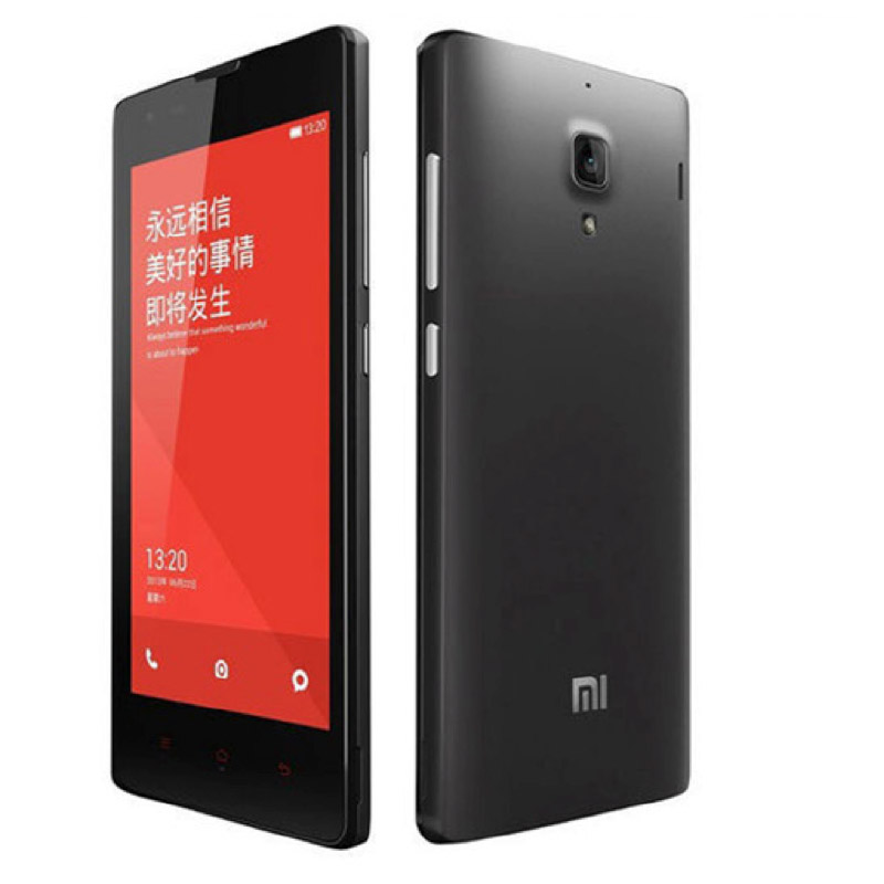 Slim And Simple Xiaomi Redmi 1S Low Price Basic Function Android 4.3 Snapdragon616 Octa Core 4.7inch 8MP Mobile Phone